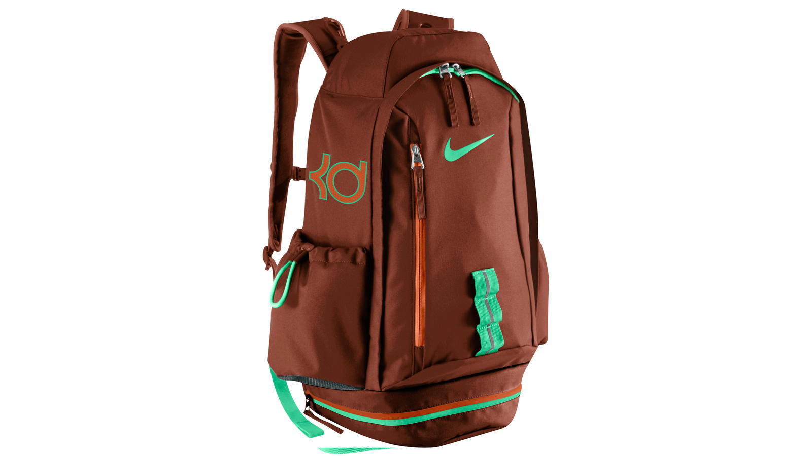 nike elite backpack green
