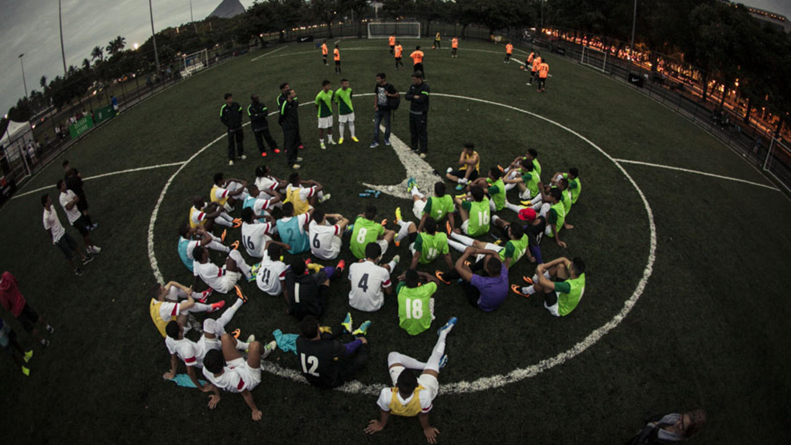 Mattheus Nike Chance