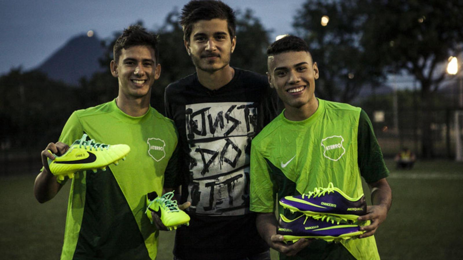 Danilo Mattheus Marcello Nike Chance