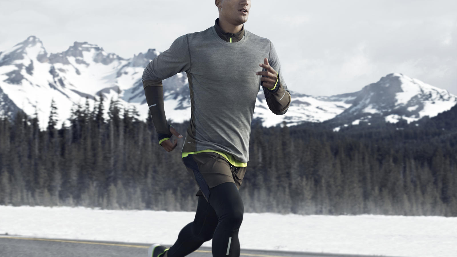 Stay Protected from the Elements in Nike's Winter Running ...