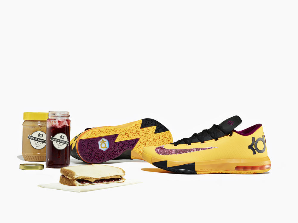 KD VI Peanut Butter & Jelly: Sweet and Salty