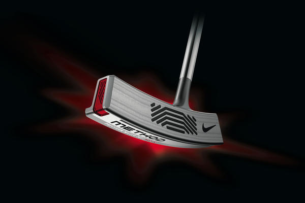 Classic Design Meets Tour-proven Technology in Nike's Method MOD putters