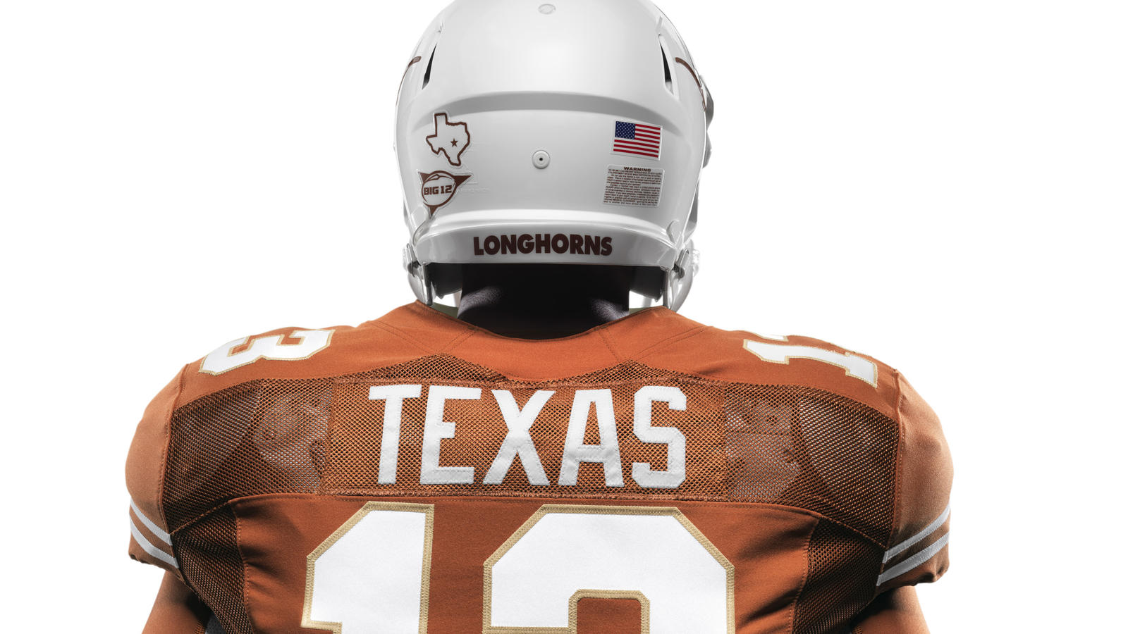 Ncaa Fb13 Uniforms Texas Texas Back Base 0000