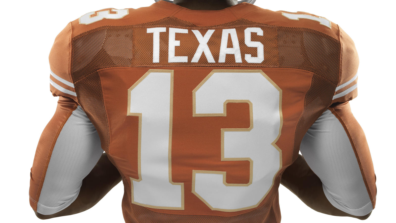 Ncaa Fb13 Uniforms Texas Sidetoside 0061