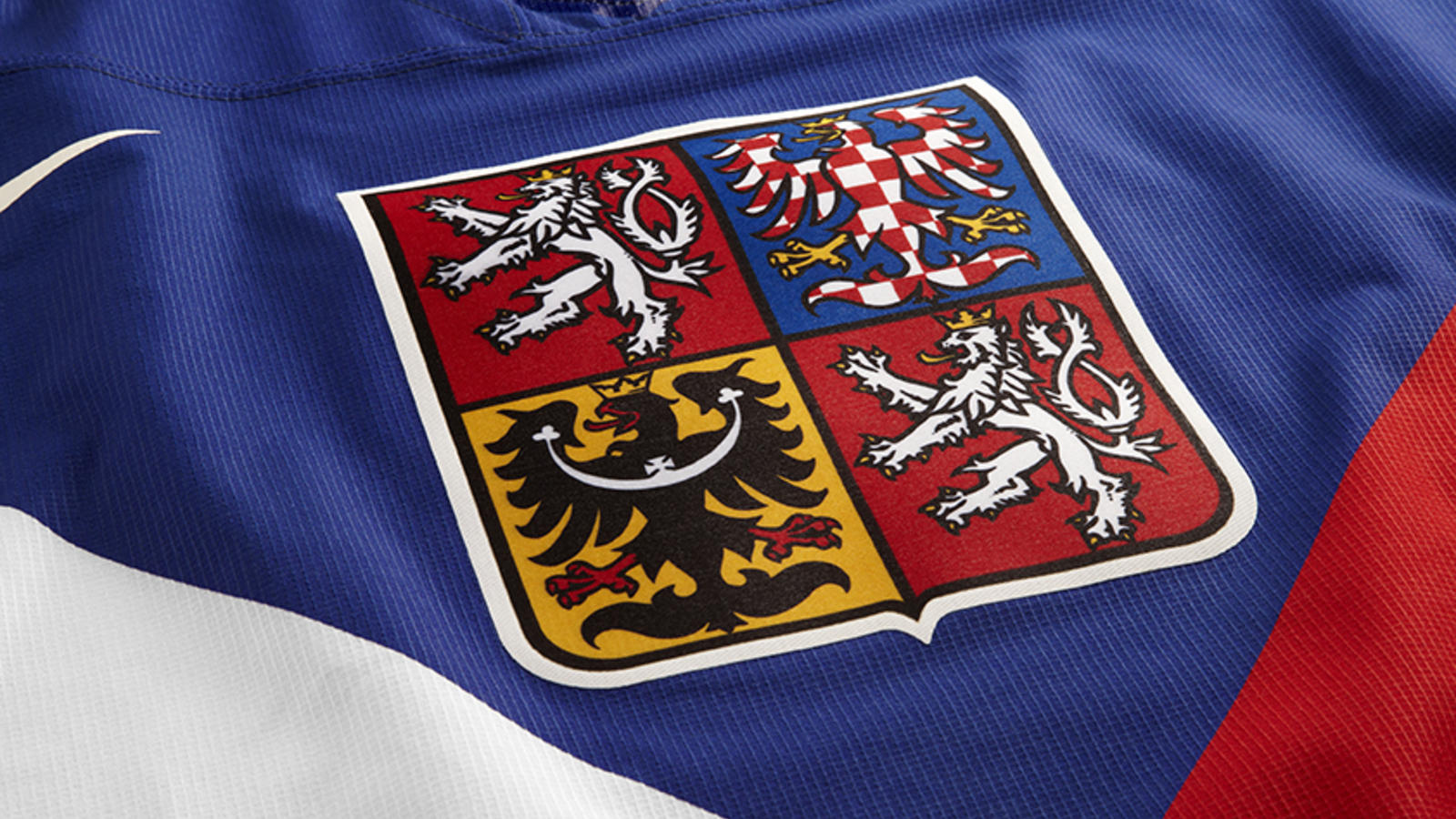 Download Wallpapers Czech Republic National Football Team: Nike Unveils 2014 Ice Hockey Jersey For The