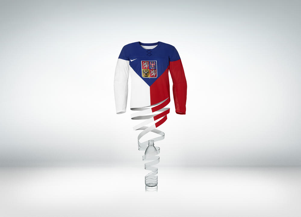 Nike Unveils 2014 Ice Hockey Jersey for the Czech Republic