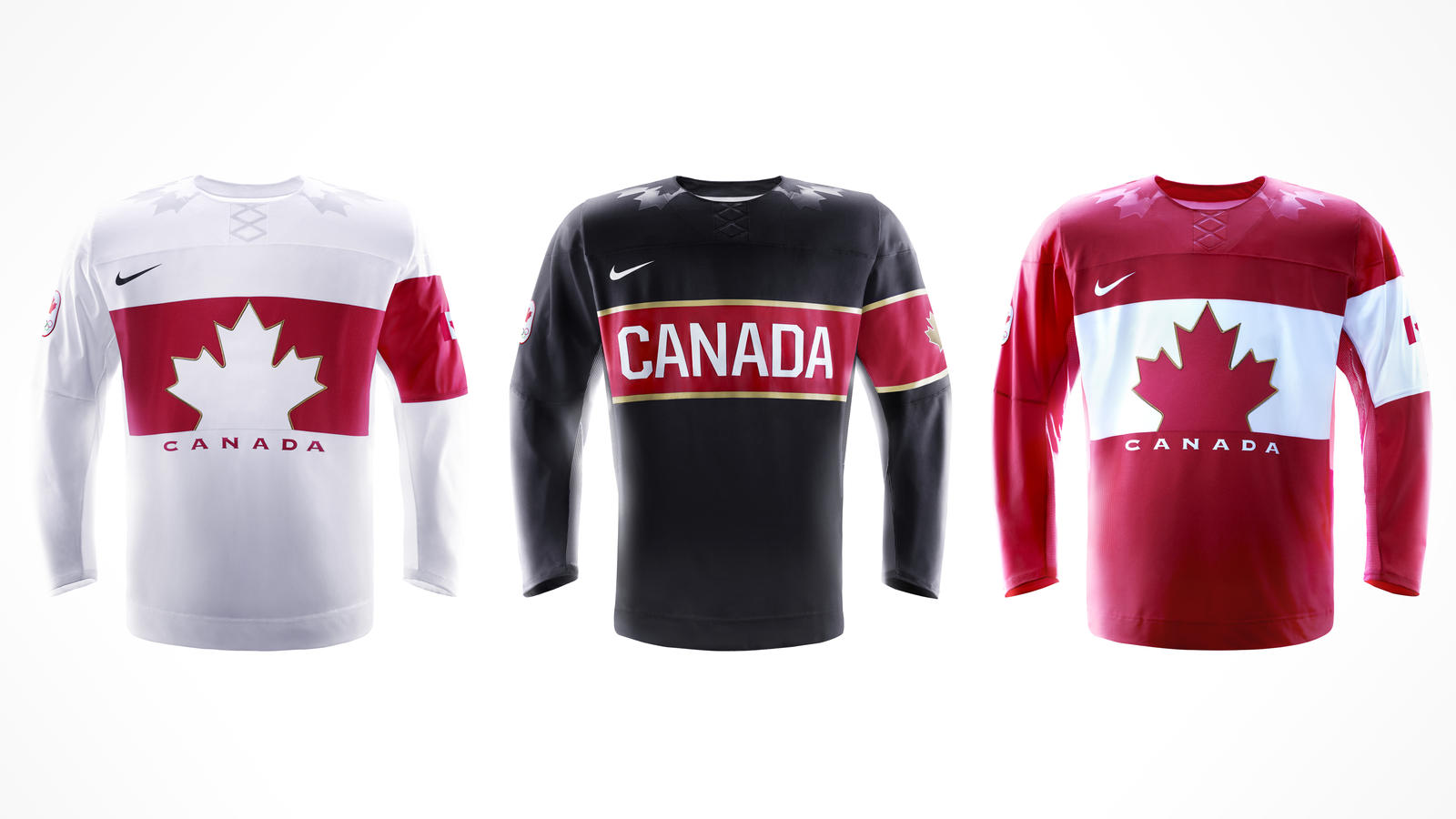 62ca2b51 Hockey Canada and Nike unveil Team Canada jersey for 2014 Winter ...
