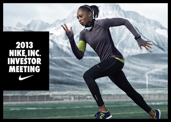 """nike inc csr Us corporations that might have been described as csr supermen in  """"nike's  company line on the issue was clear and stubborn: without an."""