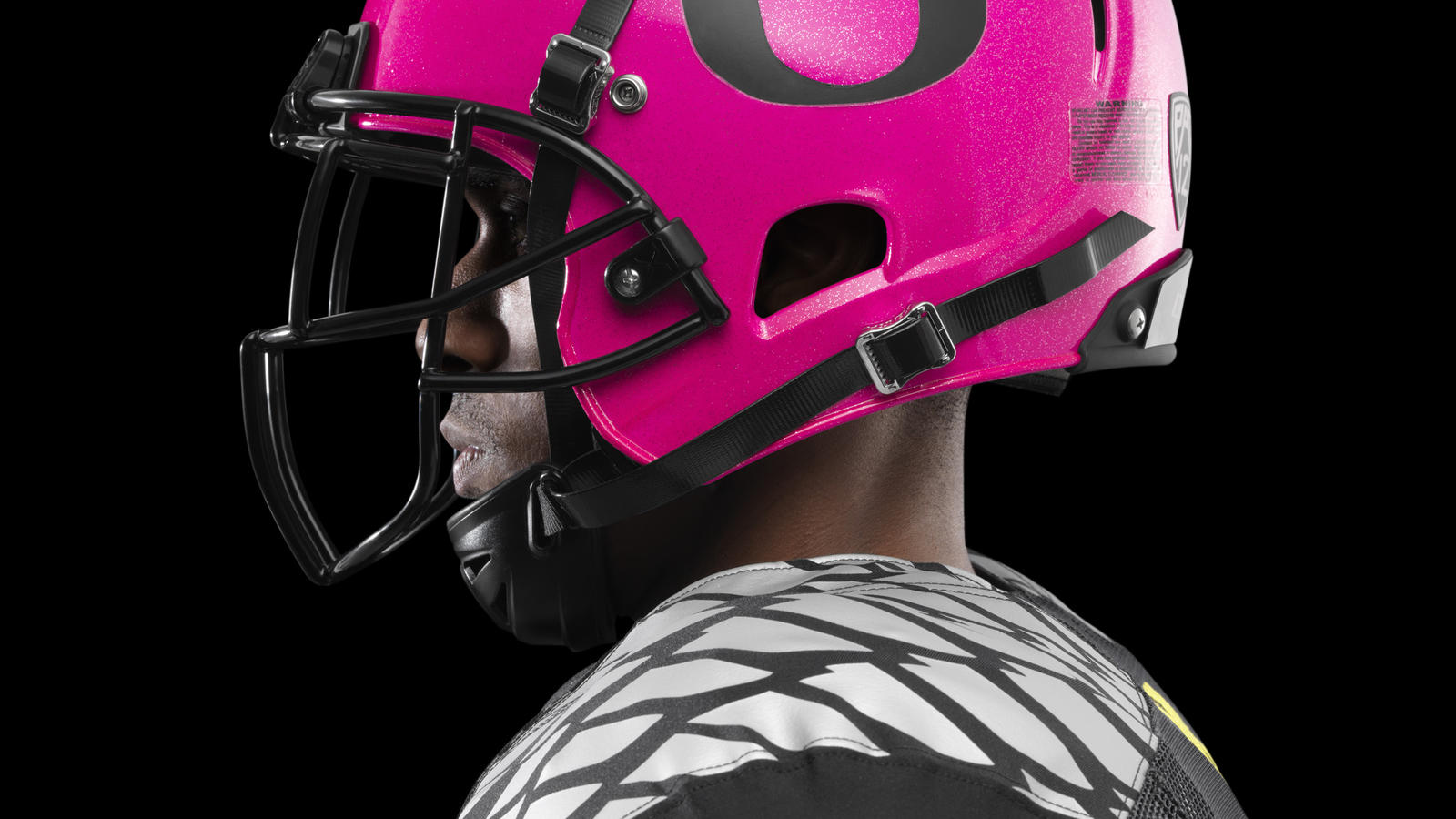 Oregon Ducks Football Wallpaper Pink