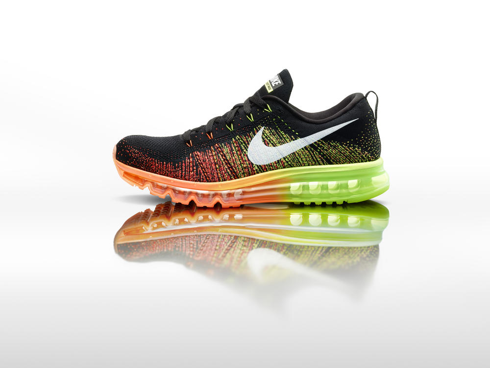 Nike Unveils Nike Flyknit Air Max and Air Max 2014