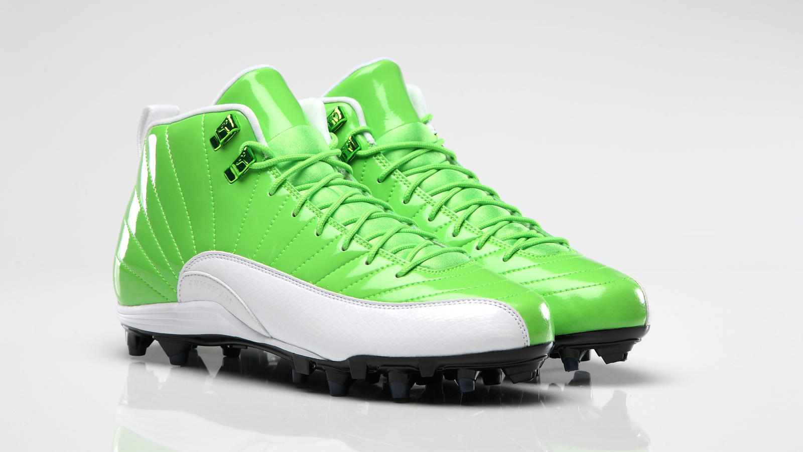 lime green jordans shoes