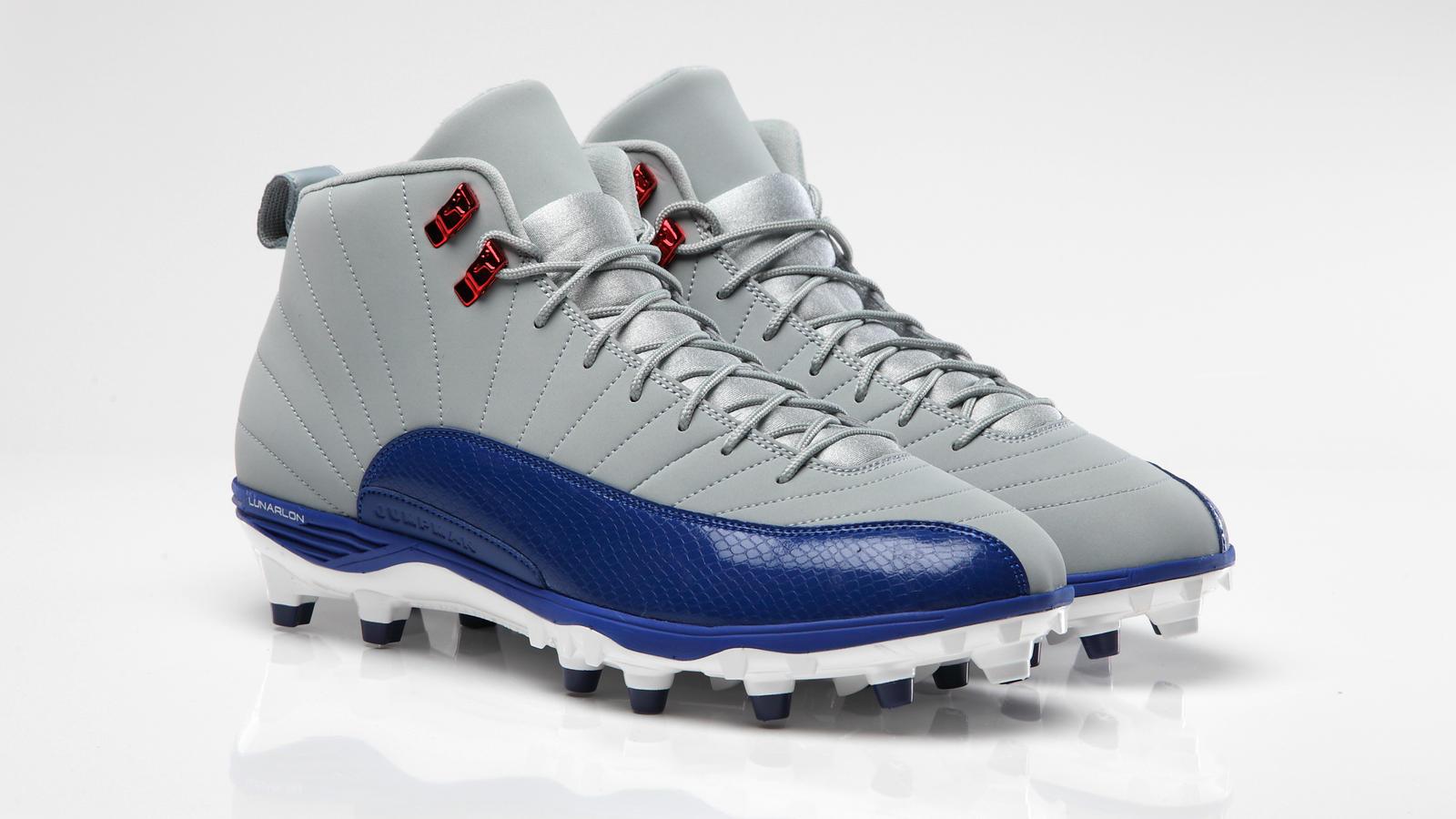 Jordan Brand Football Athletes to Wear