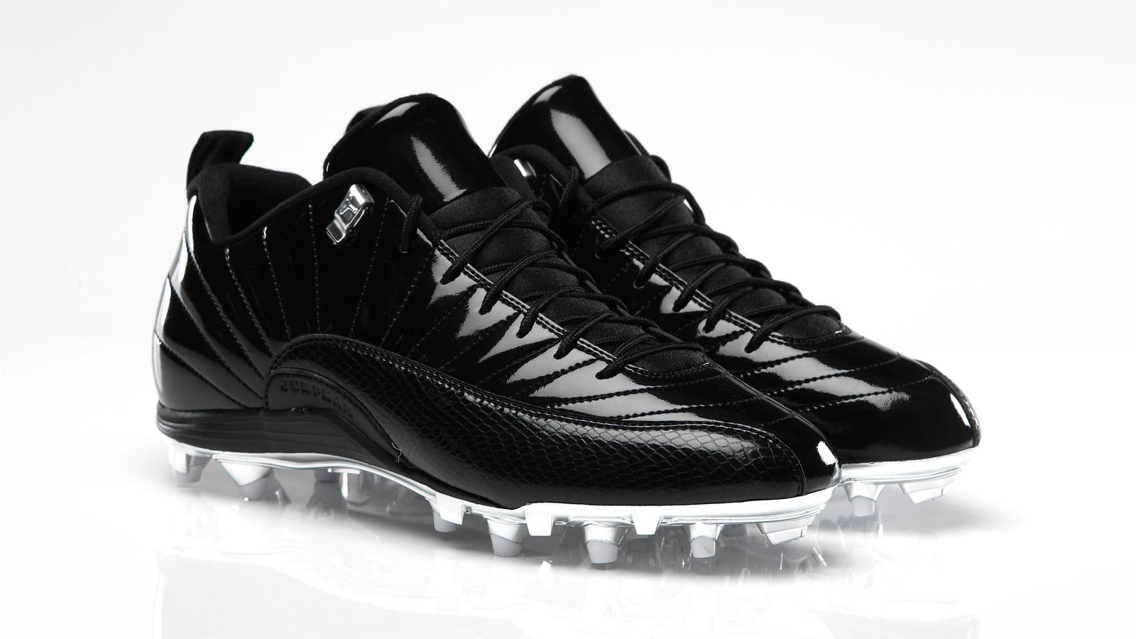 Jordan Brand Football Athletes To Wear Air Jordan Xii Cleats