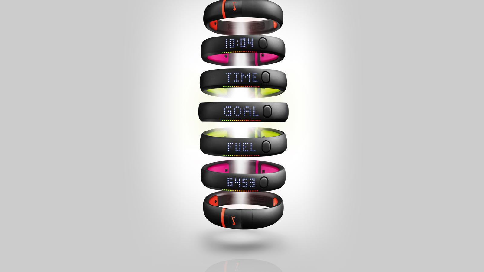 Nike+ FuelBand SE Colors