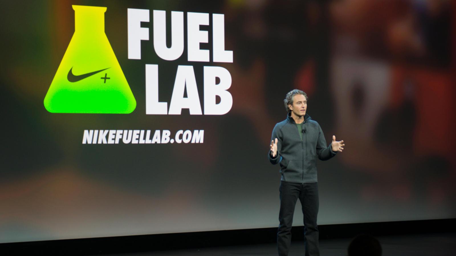 Nike+ Fuel Lab