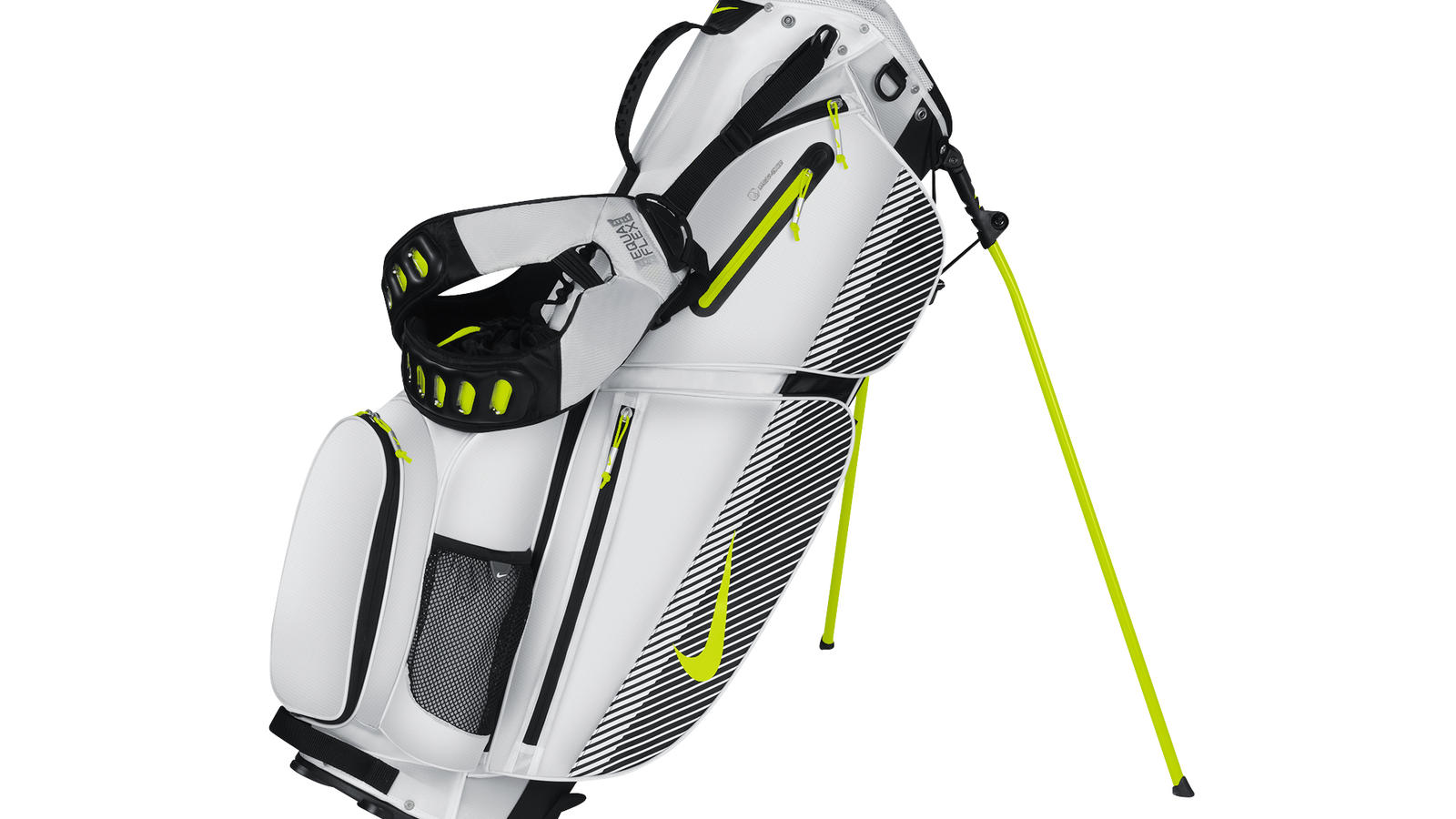 Nike Air Sport Carry Bag White Venom Green 32369b1b05