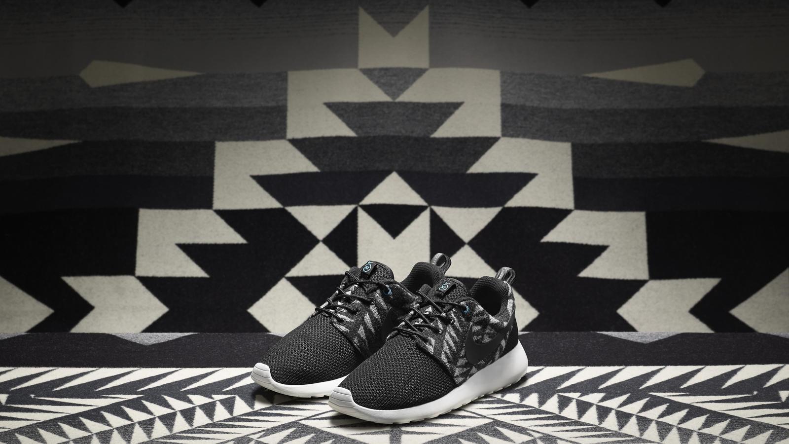 Nike N7 And Pendleton Woolen Mills Partner To Create Nike N7