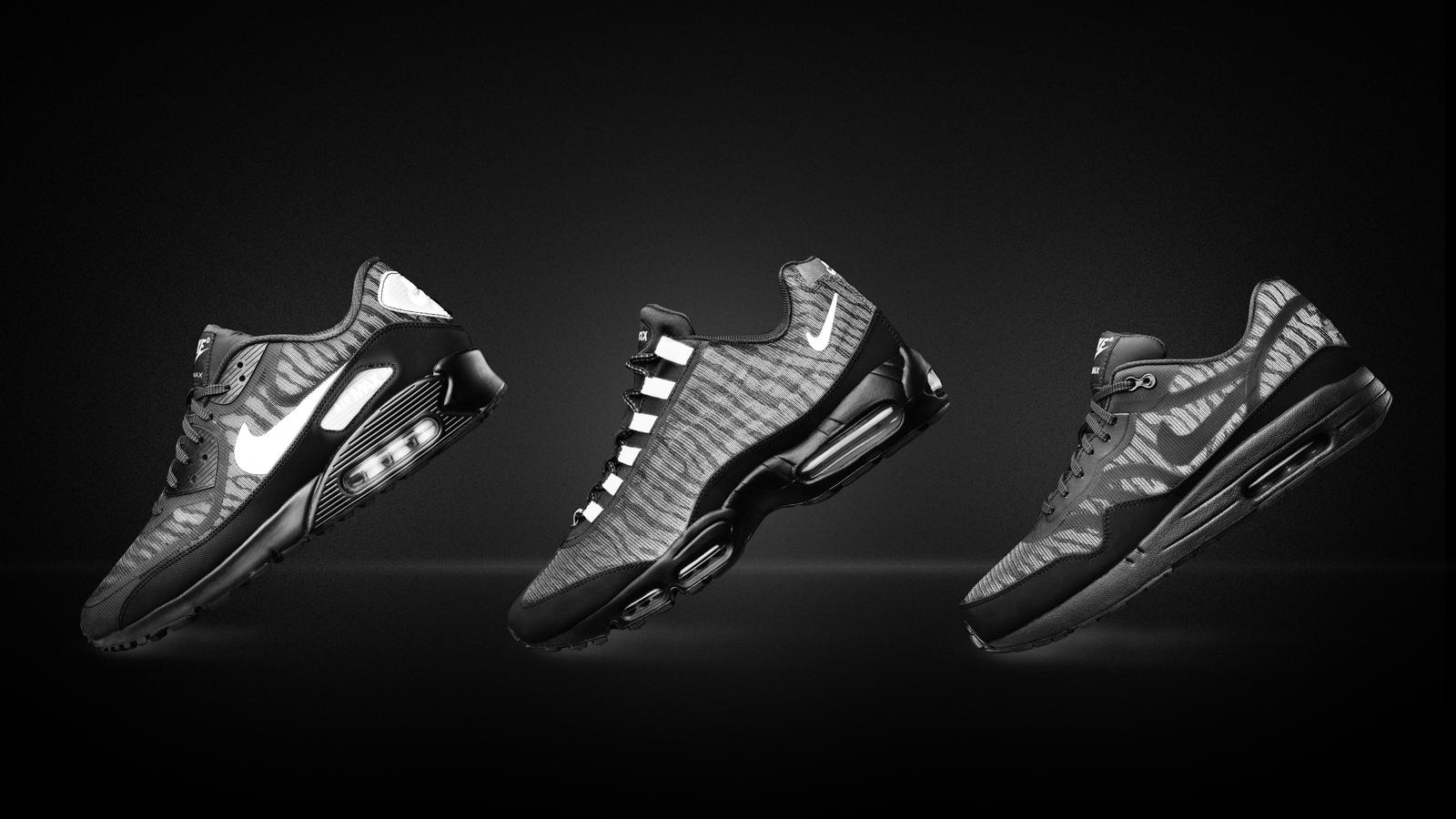 wholesale dealer 992c2 d54d8 The Nike Air Max Reflect Collection: One Shoe, Both Sides of ...