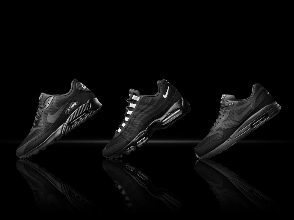 The Nike Air Max Reflect Collection: One Shoe, Both Sides of The Spectrum