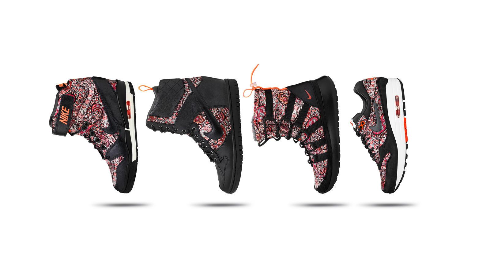 The Nike x Liberty Collection Nike News