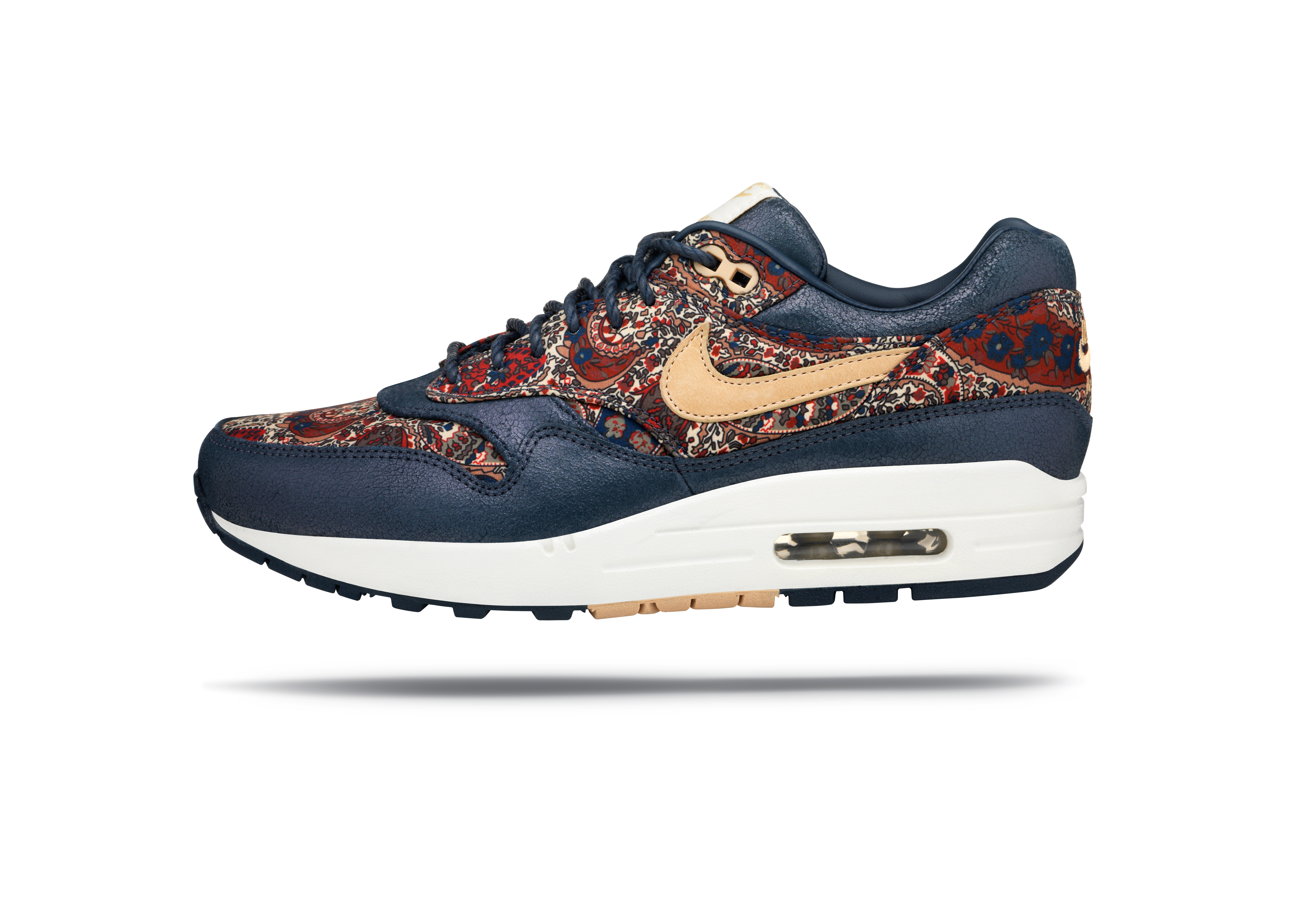d666ab1f11 ... cheap nike paisley air max buy online nike blue air force one suede  b6041 f01e5