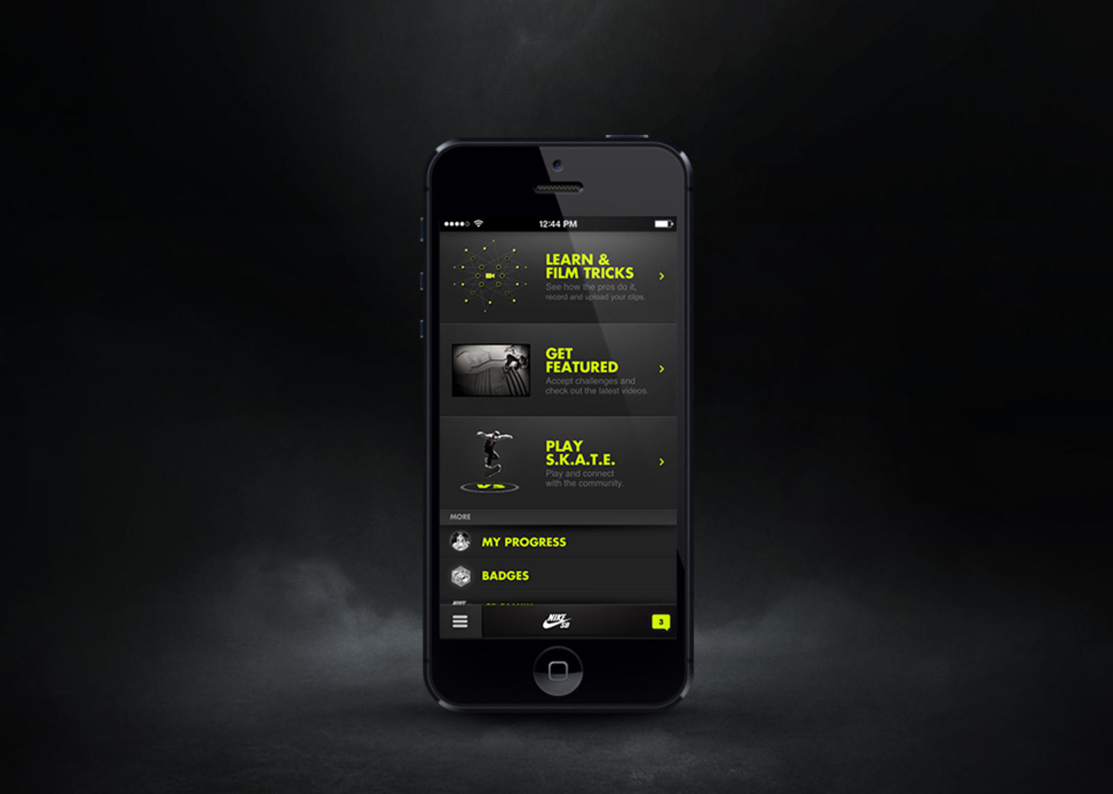 The Nike SB Skate App: An App Above All Others - Nike News