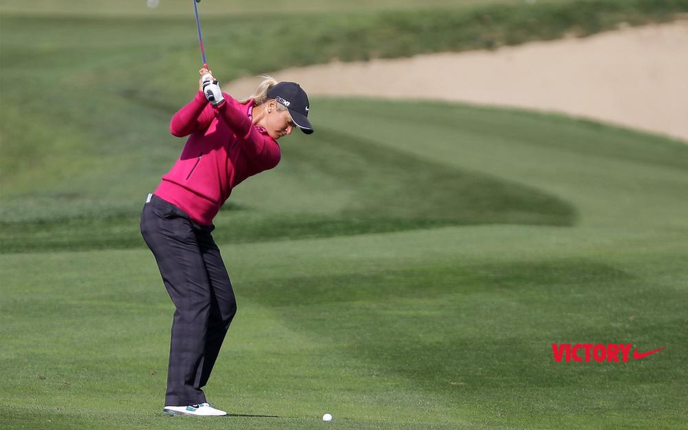 Nike Golf Athlete Suzann Pettersen Captures First Win With Nike's New 2014 RZN ball