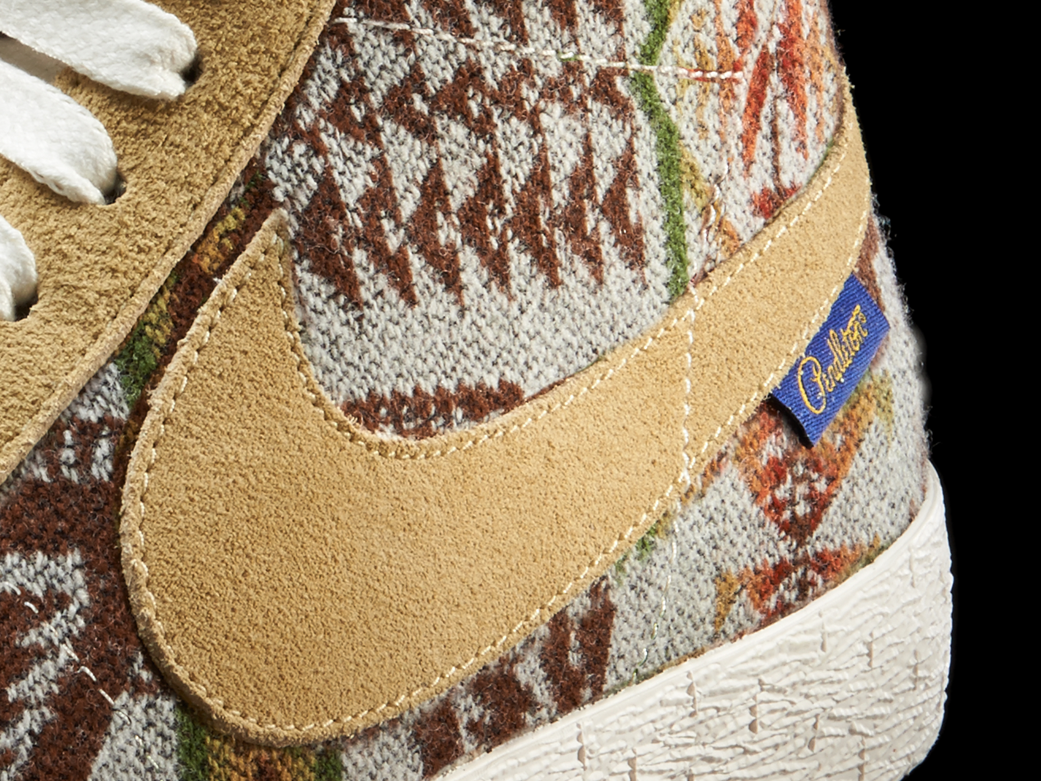 best service b153d 95251 ... Made To Order NIKEiD x Pendleton Collection - Nike News ...