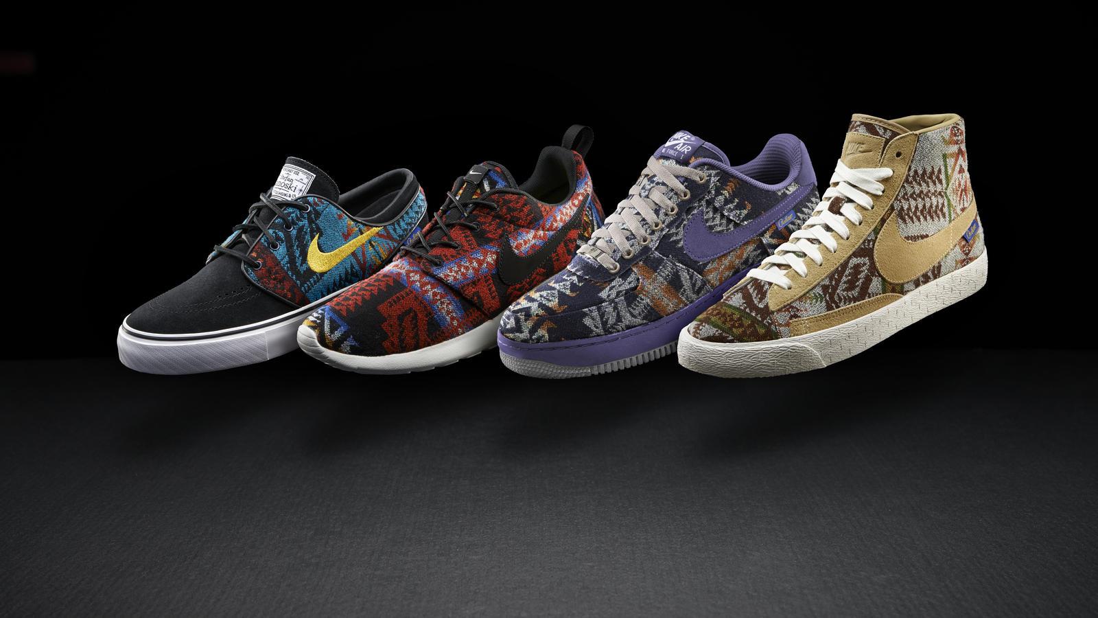 Nike To Pendleton News Collection Made OrderNikeid X PXOiZuTk