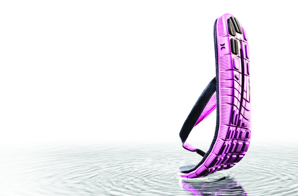 Hurley Debuts First Ever Women's Phantom Sandal