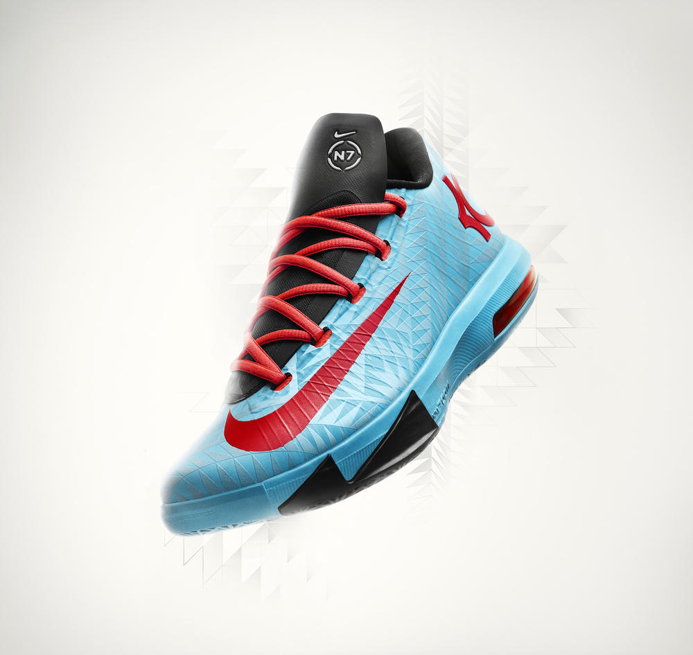 Nike N7 and Kevin Durant Collaborate to Support Native American Youth
