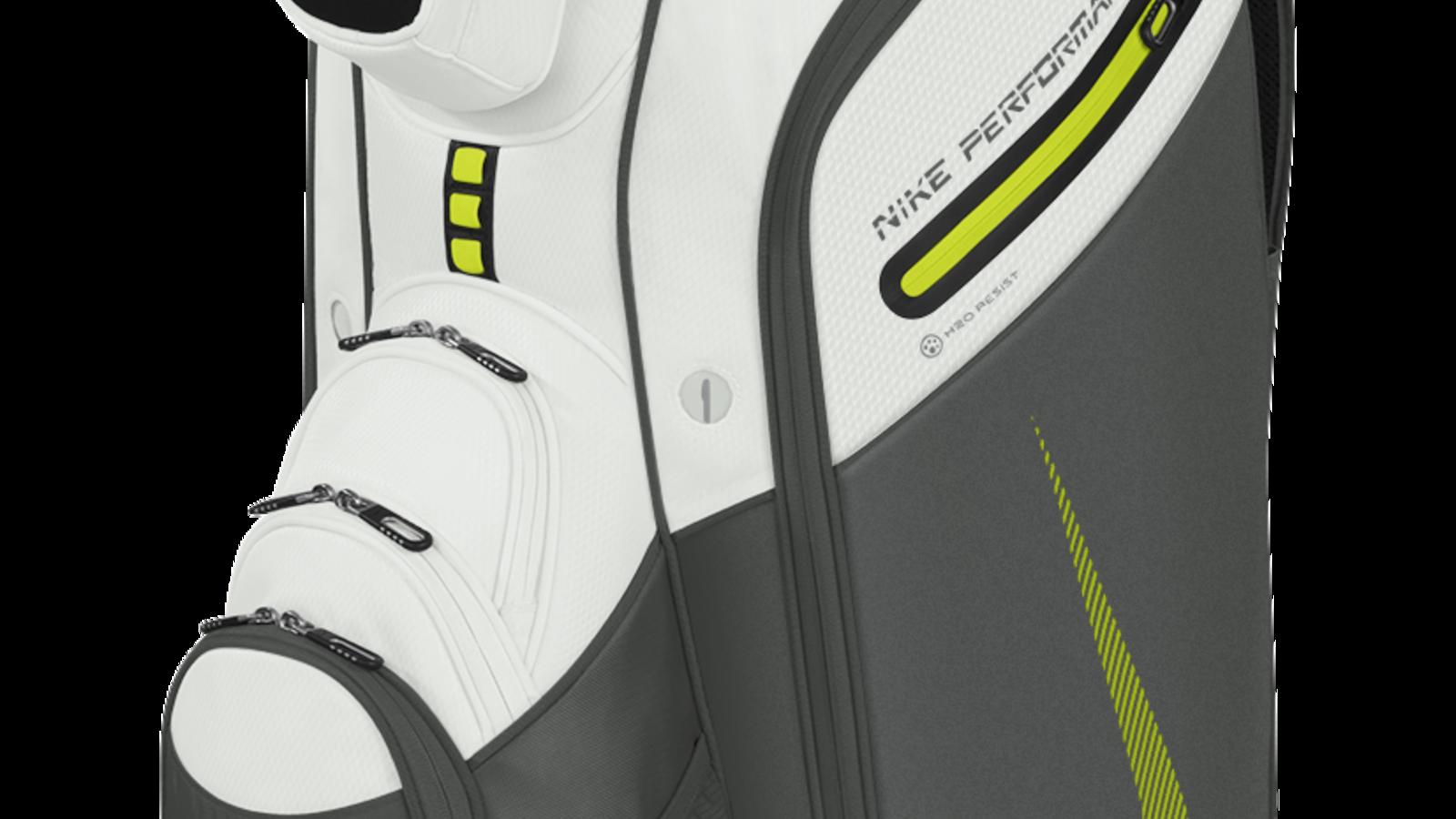 Nike Performance Cart Bag  Modern Design and Superior Storage - Nike ... 8baf69fa47e98