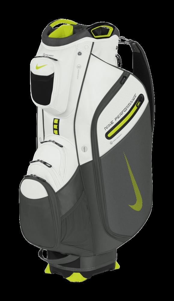 Nike Performance Cart Bag: Modern Design and Superior Storage