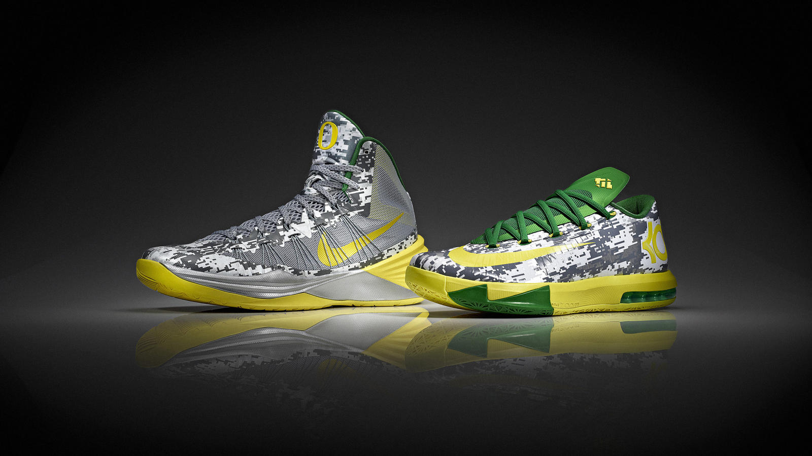 Nike Hyperdunk and KD VI Options for Oregon