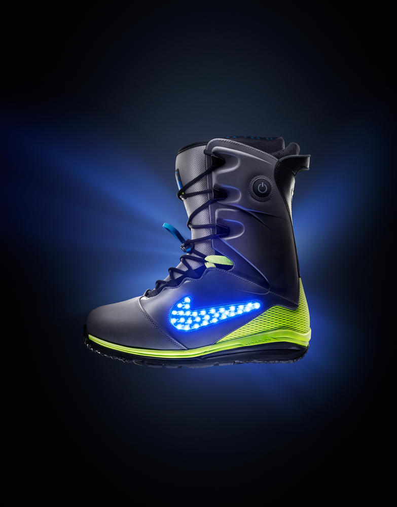 Cleared For Take Off: Nike Snowboarding's LunarENDOR QS