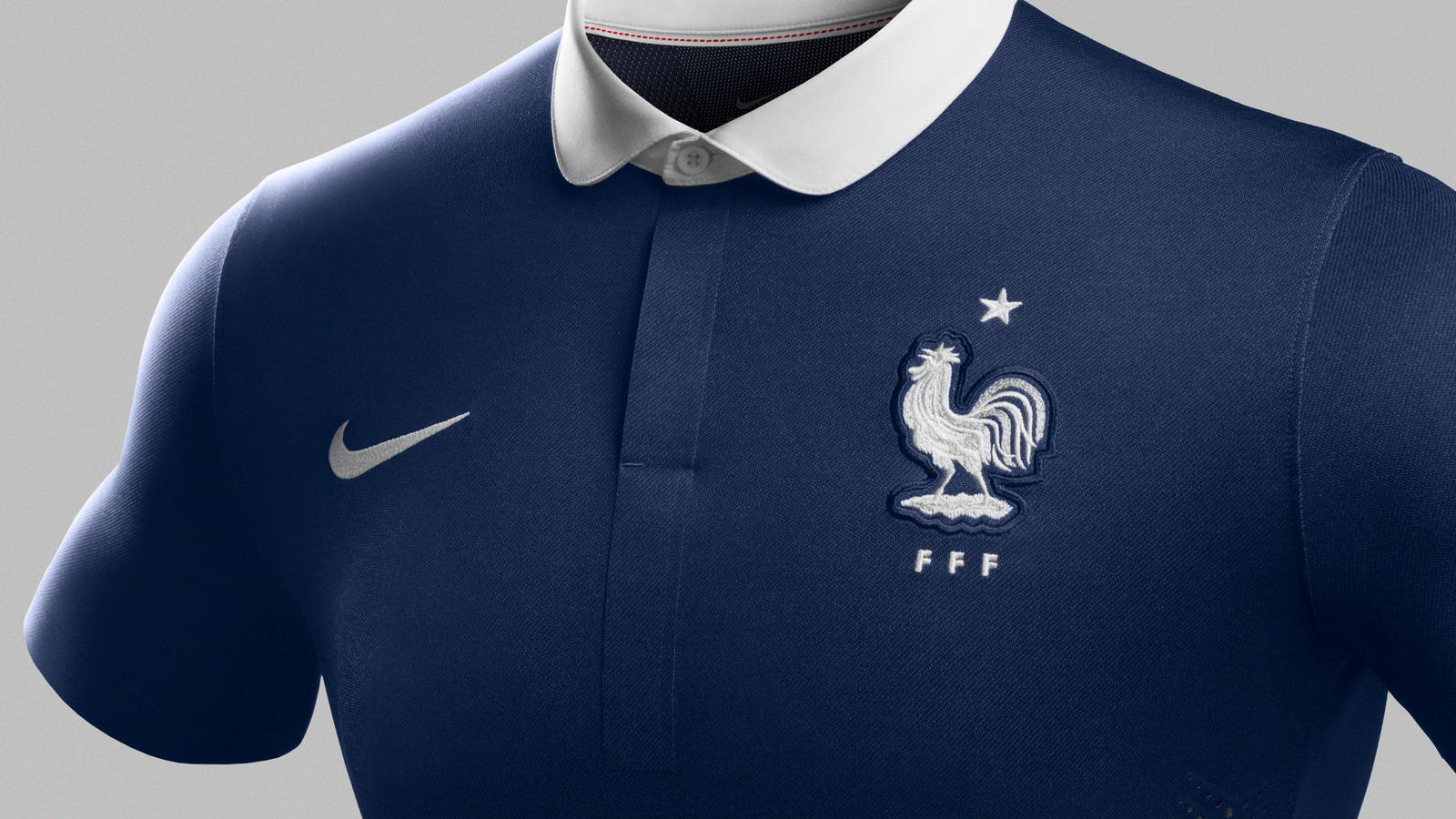 France Home Static Jersey Revised