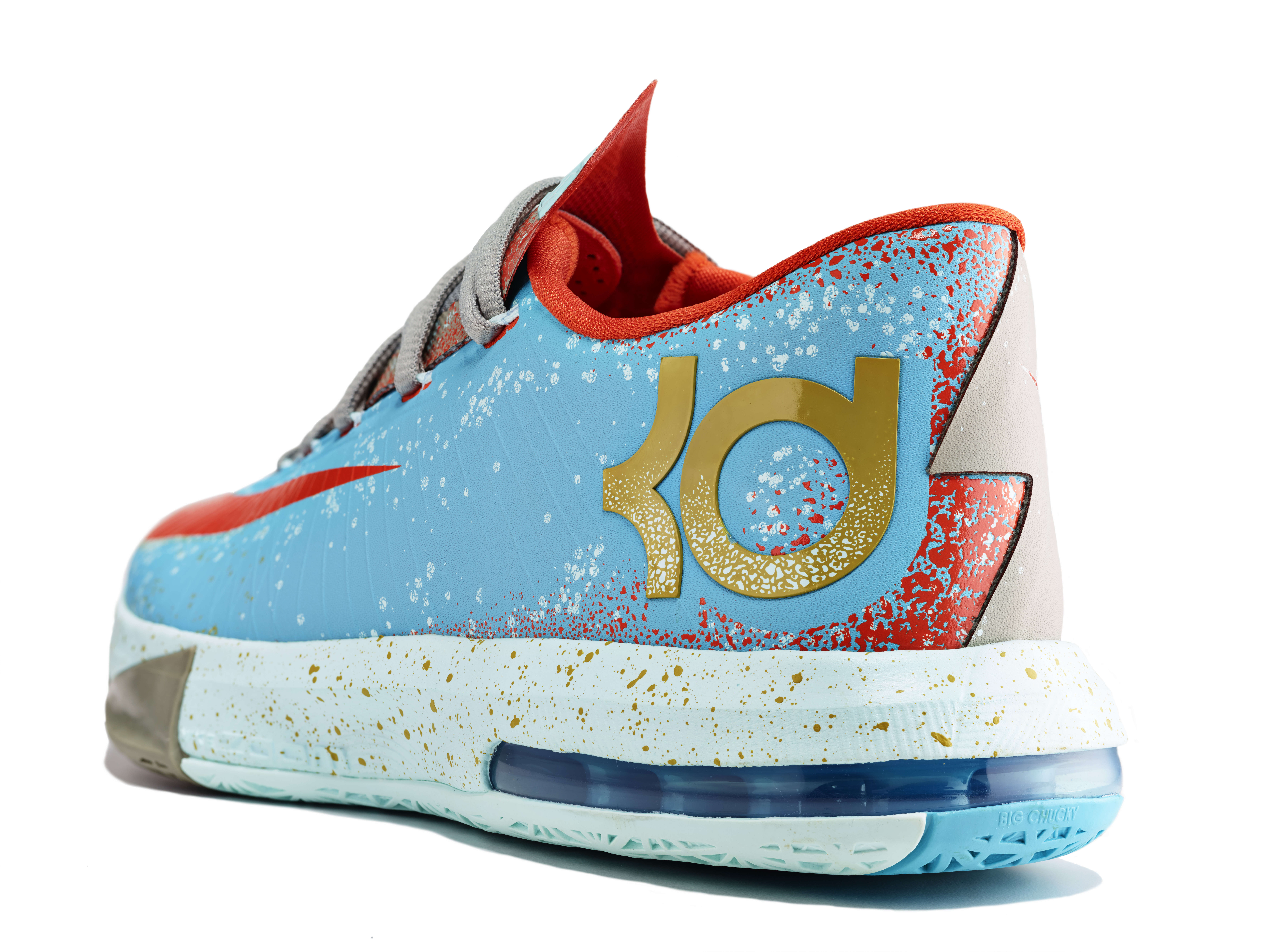 promo code ee6d2 767d2 KD VI Maryland Blue Crab  Appetite for Home - Nike News