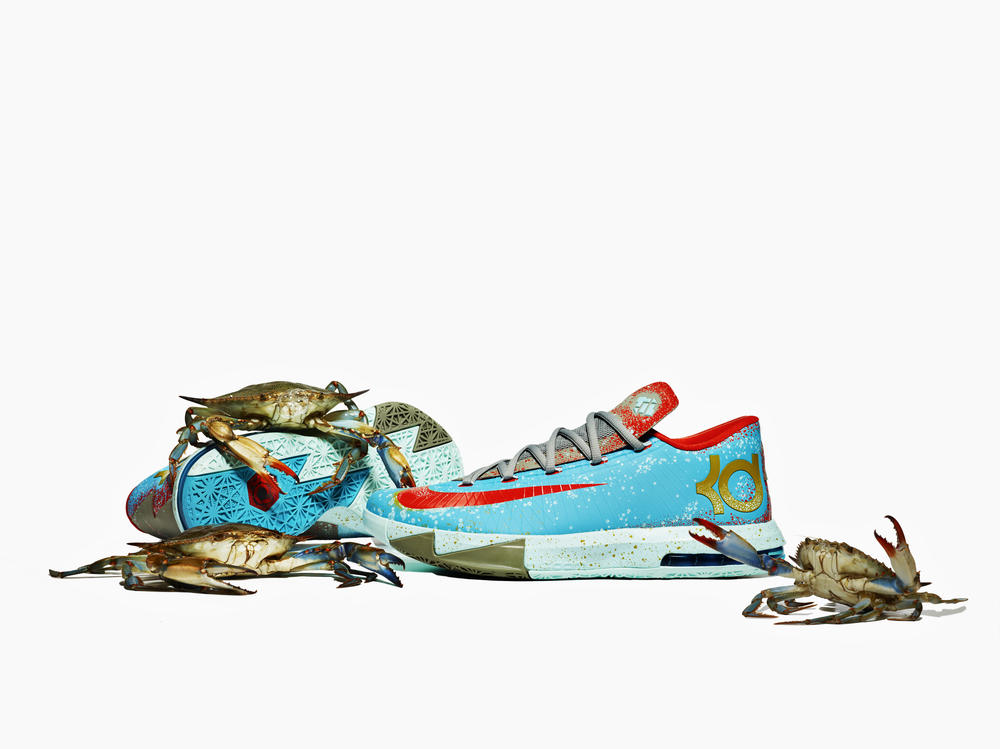 KD VI Maryland Blue Crab: Appetite for Home