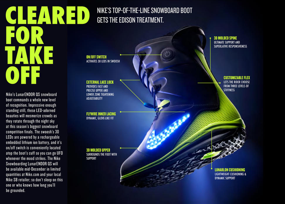 Nike LunarEndor QS Snowboard Boot What do you think