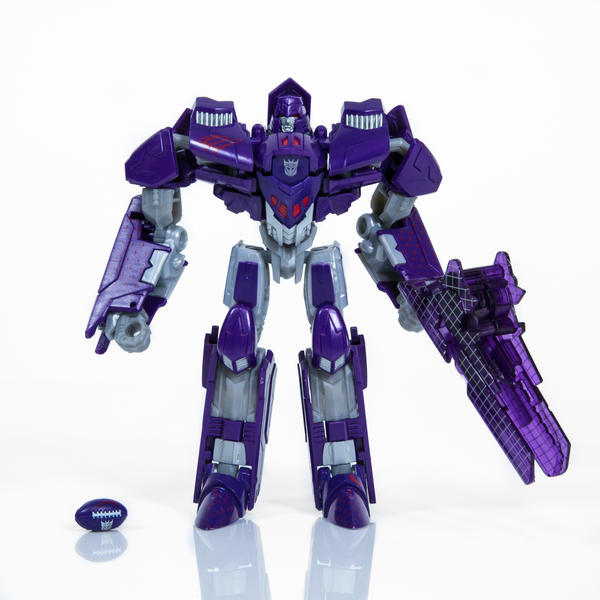 Megatron Action Figure