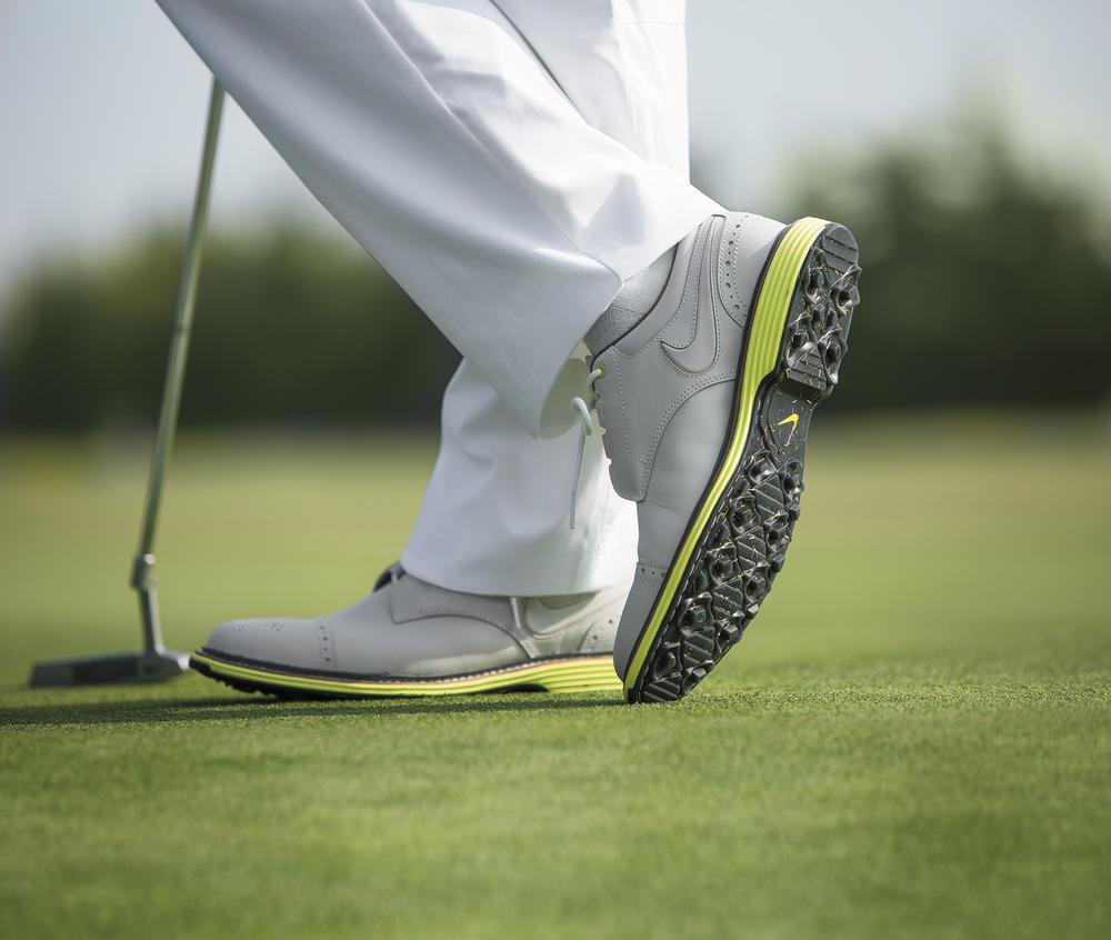 Nike Lunar Clayton Golf Shoe Blends Craftsmanship and Comfort