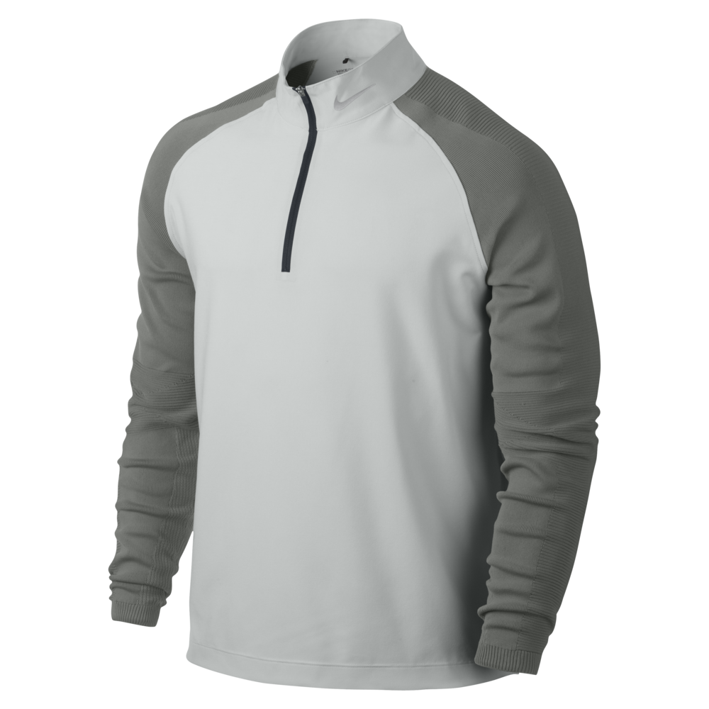 Nike Golf's New Innovation Woven Cover-up is a Sweater and Jacket in One
