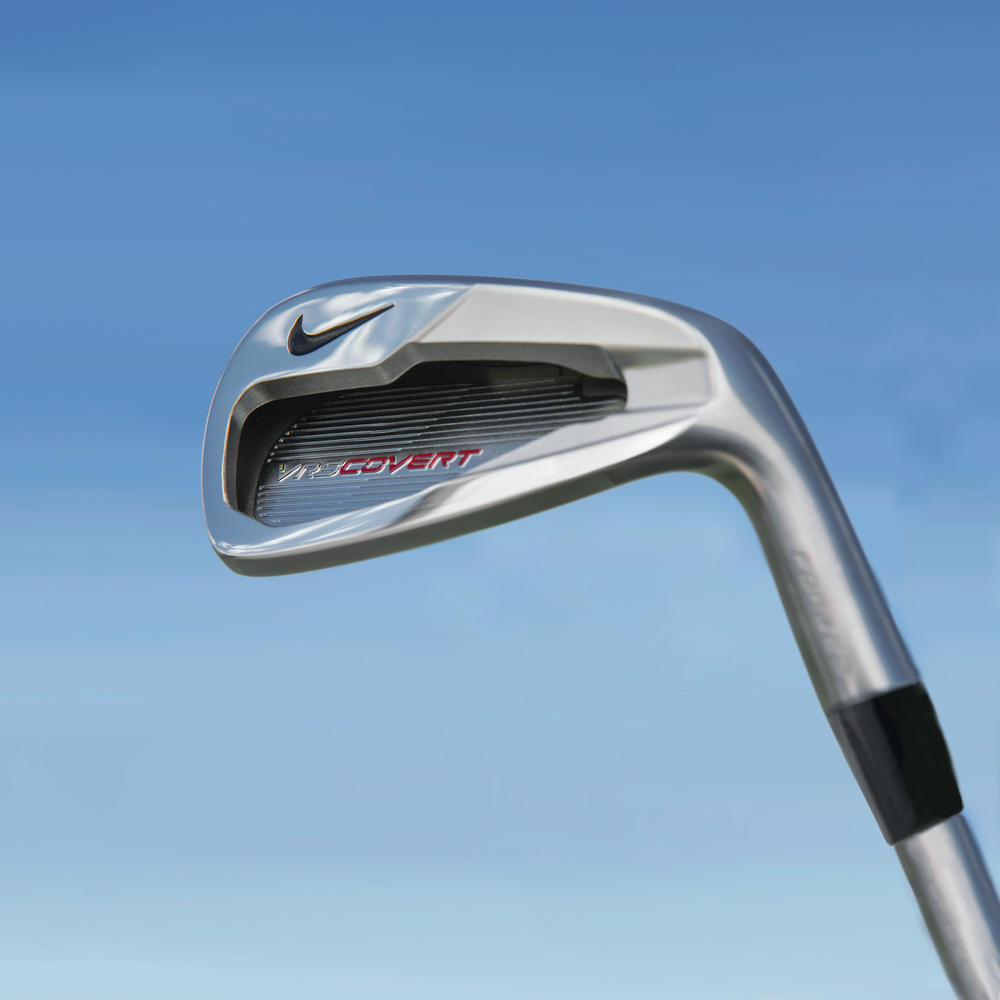 New Nike VRS Covert Forged Irons are Longer and Hotter