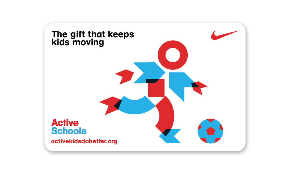 Give the Gift That Keeps Kids Moving