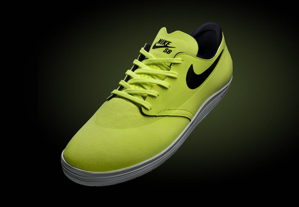 Deceptively simple: The Nike SB Lunar One Shot