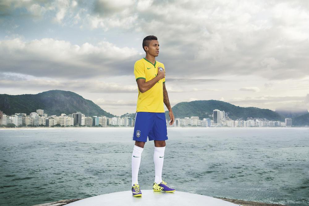 Nike Lança Uniforme Mais Leve, Sustentável e Brasileiro da História