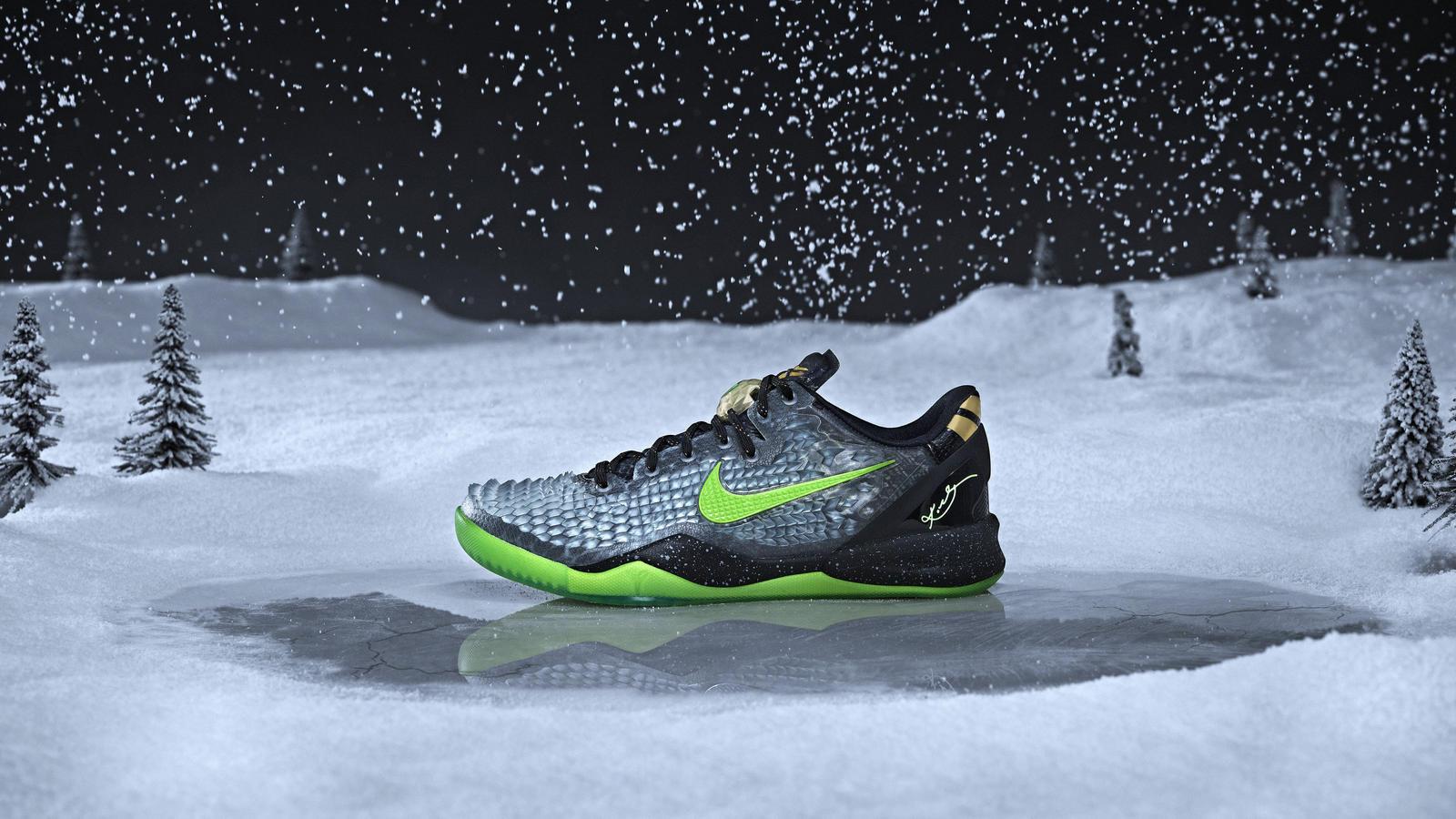 Nike Basketball Unwraps Its Annual Set of Festive Signature Footwear ...