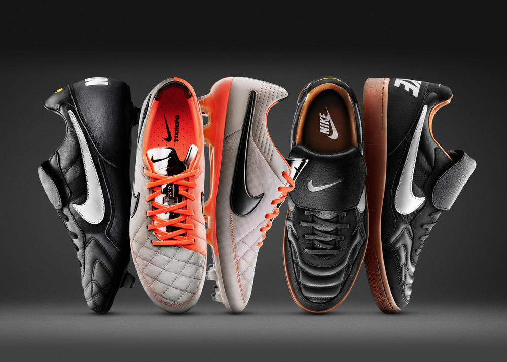 A New Class of Attitude: the Nike Tiempo V and Tiempo '94