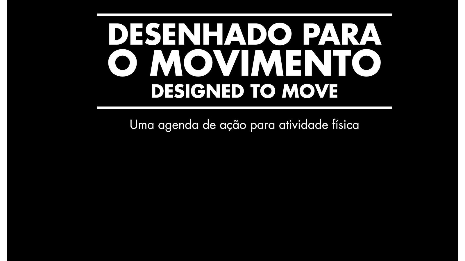 Designed to Move Cover