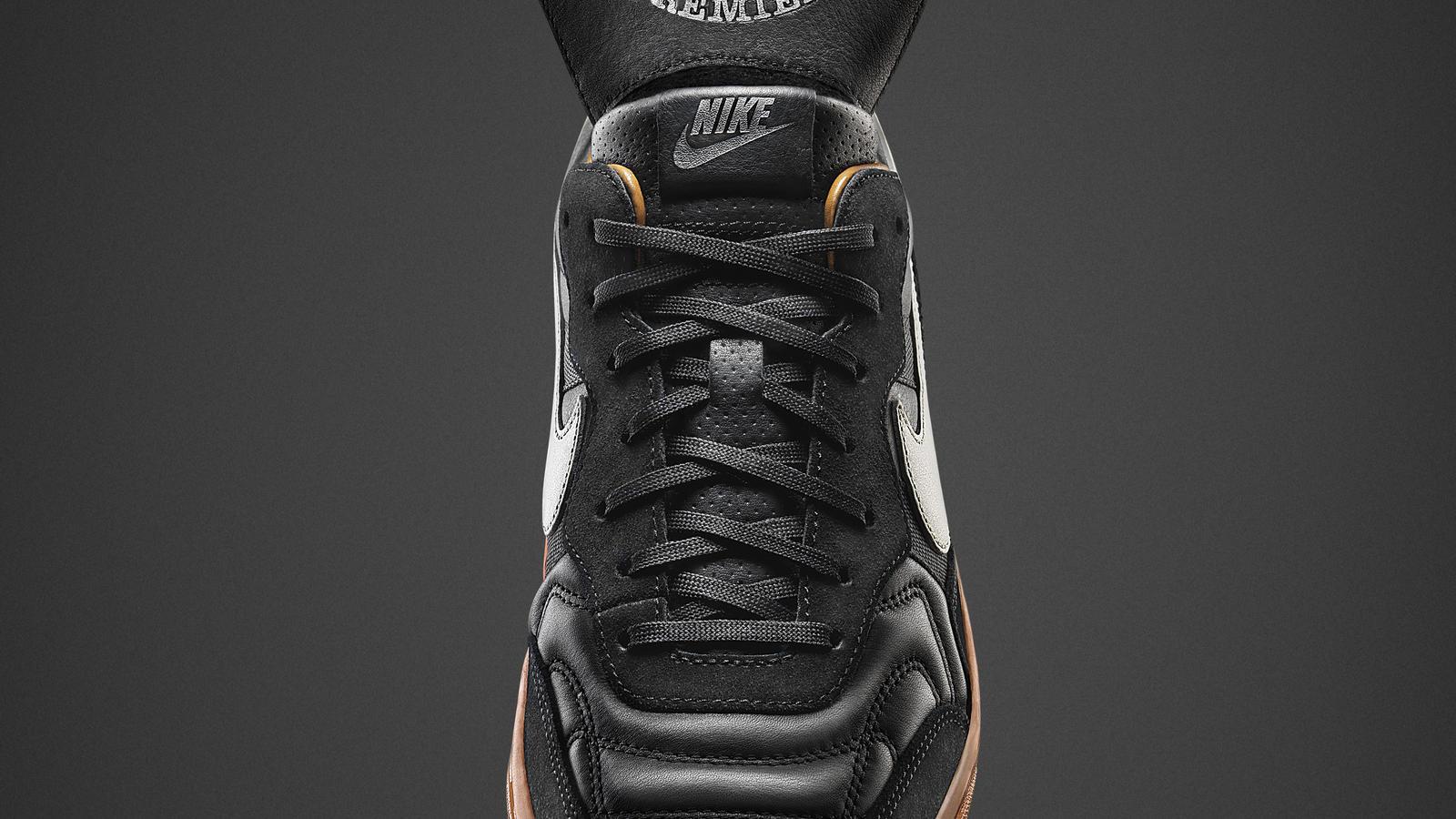 A New Class of Attitude: the Nike Tiempo V and Tiempo '94